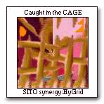 Caught in the Cage